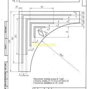 Обрамление к канализационным люкам типа Л и С .
