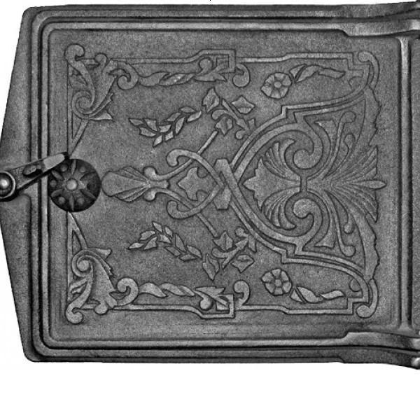 Дверки, полудверки чугунные