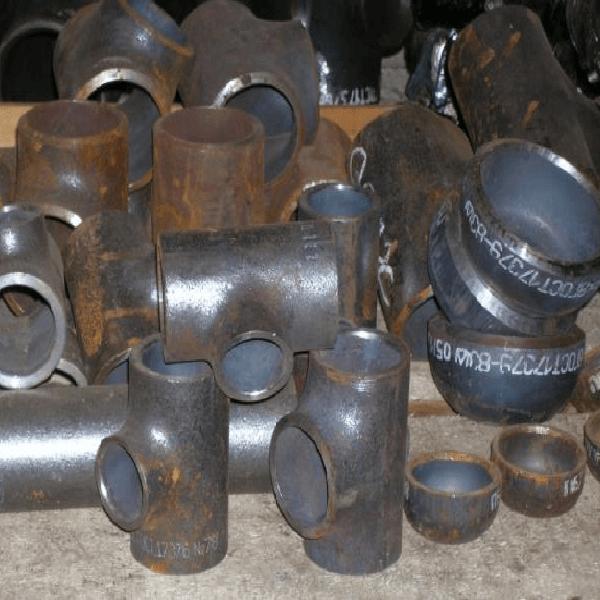 Фитинги стальные черные
